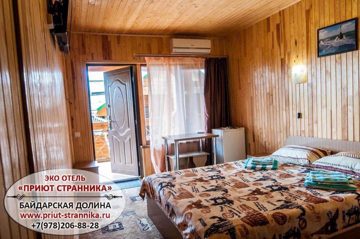 Гостиница Байдарская долина