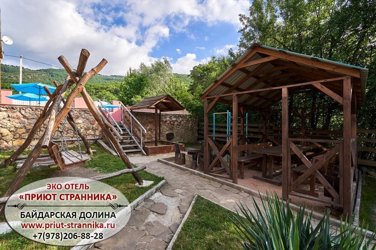 Байдарская долина снять жилье номер гостевой дом Севастополь Крым
