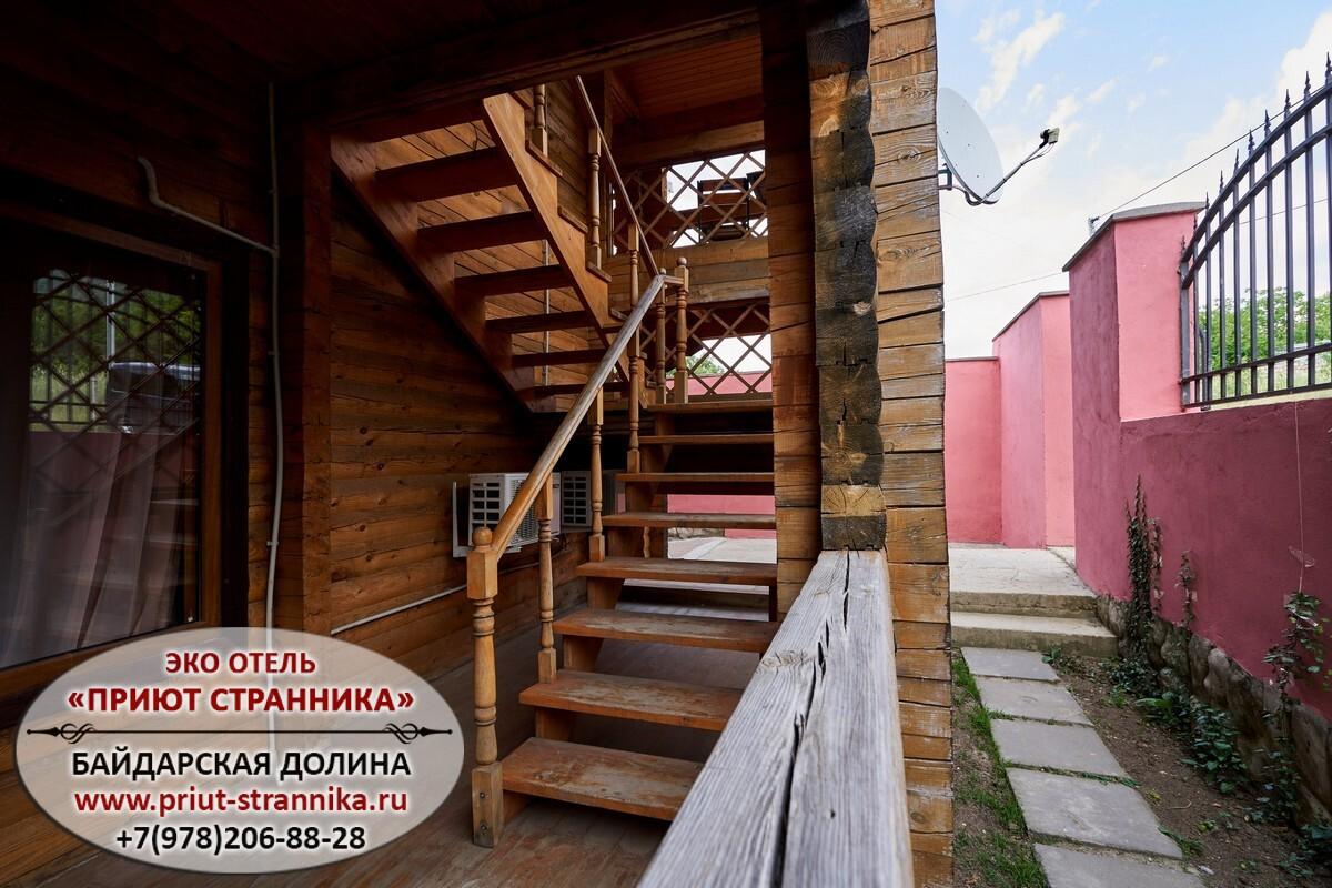 Снять номер гостевой дом Байдарская долина длительно Крым